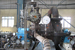 5.27MW Back Pressure Kalina Cycle Vapour turbine under MRT